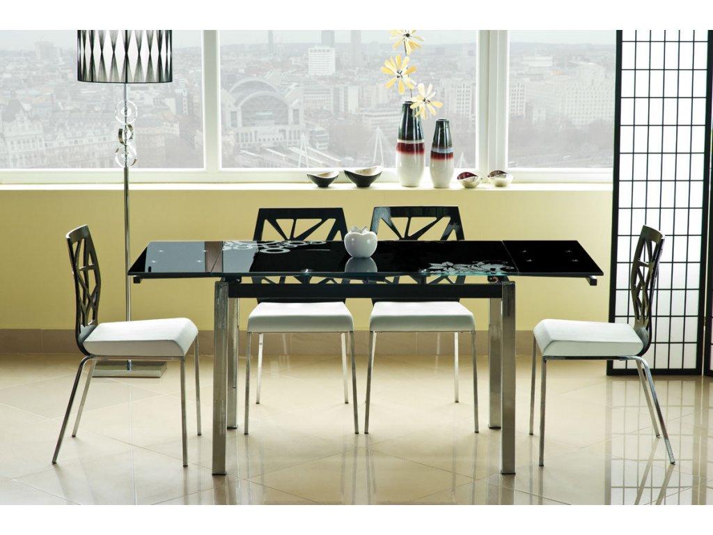стеклянный стол фото 1